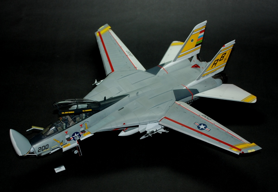IRIAF Persian Cat F-14A Tomcat Hobby Boss