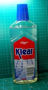 Klear Future Floor Polish Page 1 Scale Models