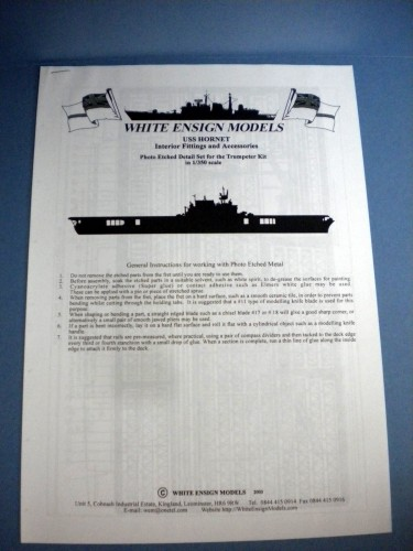 trumpeter u s s  aircraft carrier cv-8 hornet 1 350 - page 2 of 18