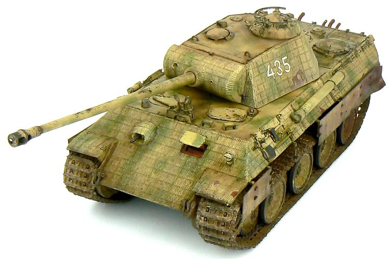 dragon Panther Ausf A