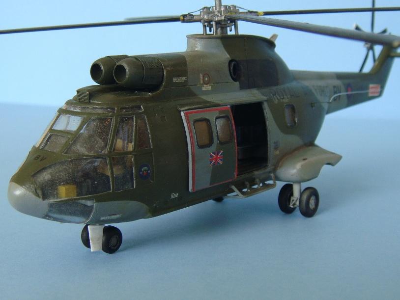 RAF Puma HC-1