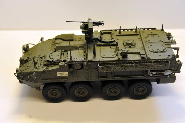 Stryker Command Vehicle