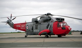 Thumbnail - Sea King HU5 XV670 RNAS Culdrose 2009 pic4