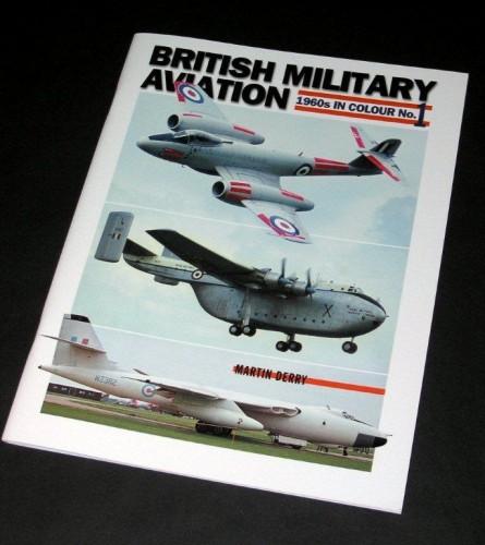 1.BR British Military Aviation 1960s in colour Vol.1 cover