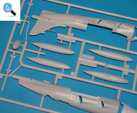 FA2 airframe sprue