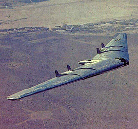 Flying Wing reference