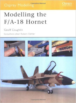 Modelling the F.A-18 Hornet