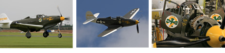 Airacobra, Bell P-39