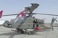 AH-64 Apache, Kuwait