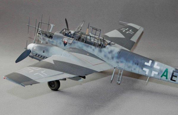 Bf.110G-4