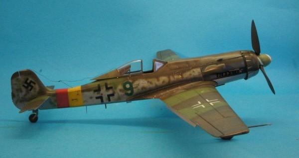 Zoukei-Mura Focke Wulf Ta152 H-1 Super Wing Series No2 1:32