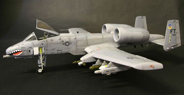Republic A-10A Thunderbolt