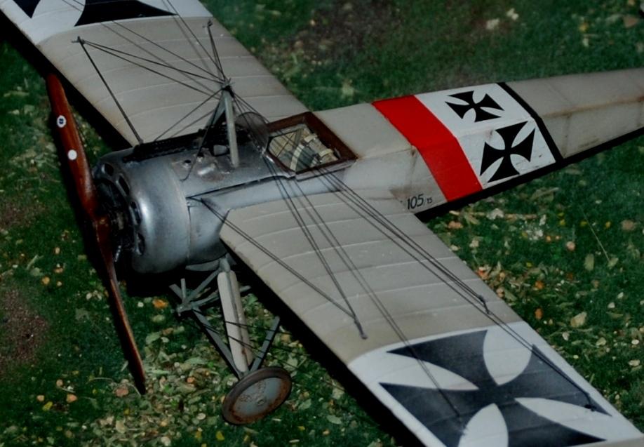 Fokker E.II/III