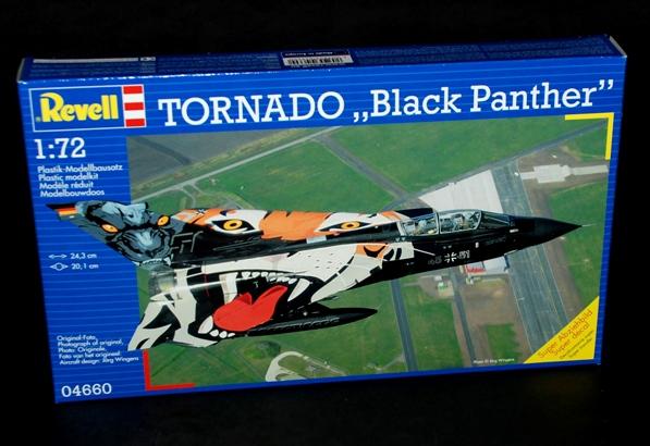 Revell 1:72 04660 Tornado Black Pantera