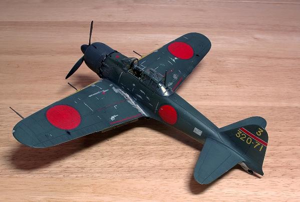Mitsubishi A6M5a Zero