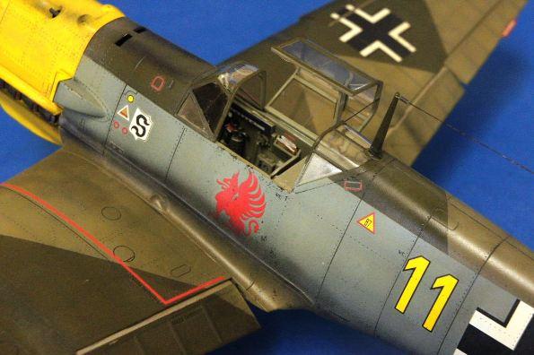 Messerschmitt Bf109 E-1
