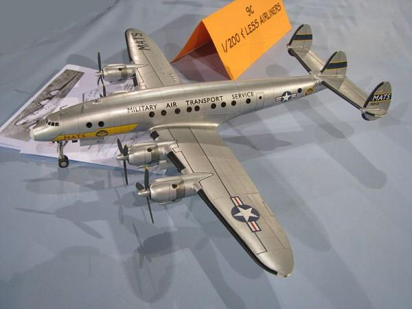 Lockheed C-121A