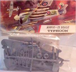 01a HN Ac Airfix Hawker Typhoon Mk.1b, 1.72