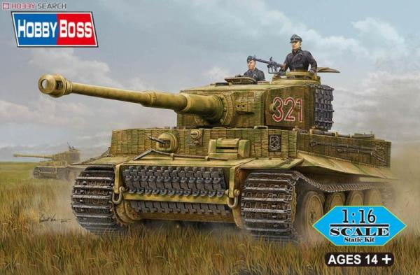 1 HN Ar HB PzKpfw V1 Tiger 1, 1.16