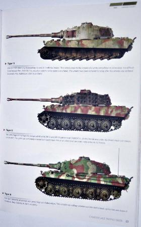 2 BR Ar AK Interactive Camouflage Profile Guide 1945 German Colours