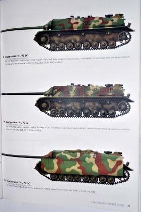 3 BR Ar AK Interactive Camouflage Profile Guide 1945 German Colours
