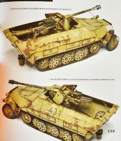 3 BR Ar Rinaldi Studio Press Tank Art 1 WWII German Armor
