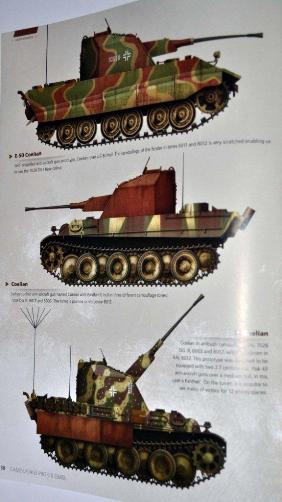 4 BR Ar AK Interactive Camouflage Profile Guide 1945 German Colours