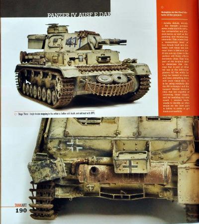 4 BR Ar Rinaldi Studio Press Tank Art 1 WWII German Armor
