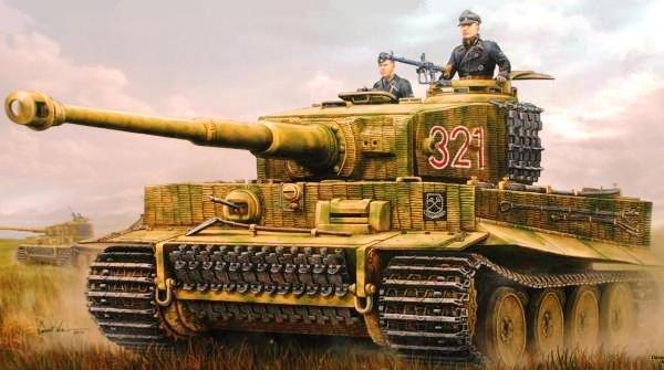 55 HN Ar HB PzKpfw V1 Tiger 1, 1.16 - Copy