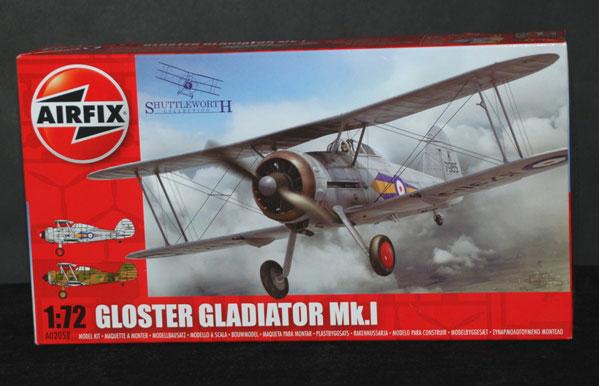 1-HN-Ac-Airfix-Gloster-Gladiator-Mk.I,-1.72
