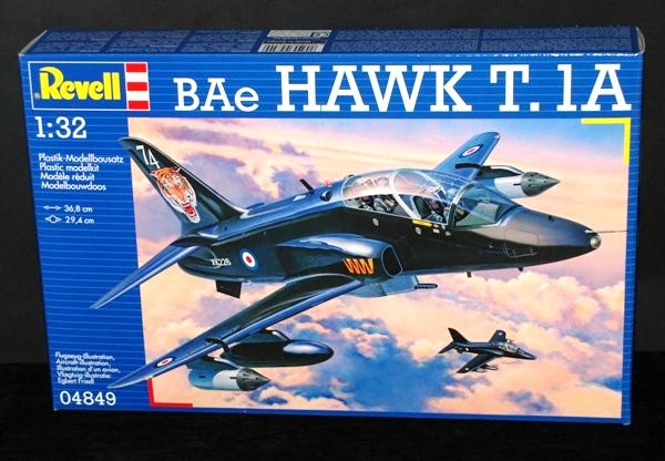 1 HN Ac Revell BAe Hawk T1A, 1.32