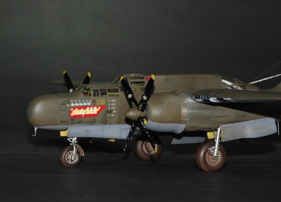 Northrop P-61A Black Widow 1:48