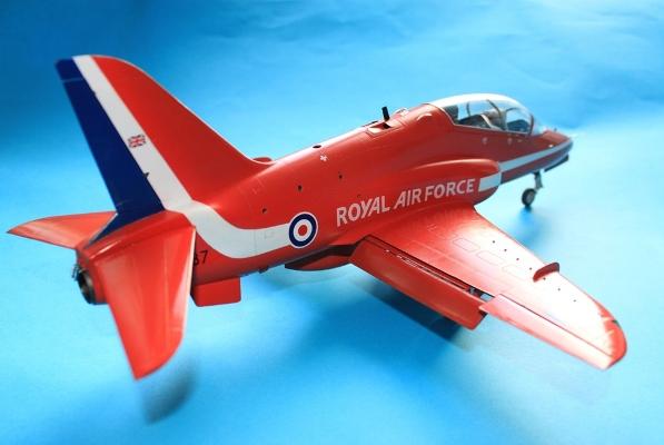1c HN Ac Revell BAe Hawk T1A, 1.32