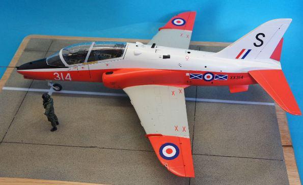 1d HN Ac Revell BAe Hawk T1A, 1.32