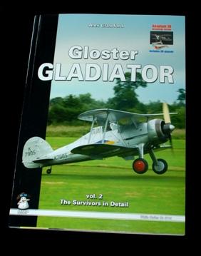 2 HN Ac Airfix Gloster Gladiator Mk.I, 1.72