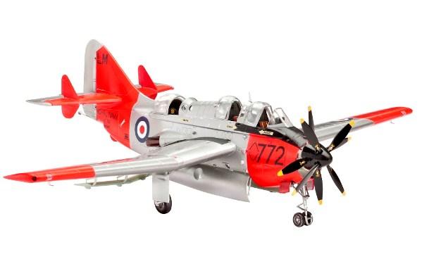 25 HN Ac Revell Fairey Gannet T5 1.72