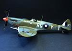 Eduard-Supermarine-Spitfire-Mk.VII