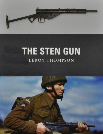 The Sten Gun - Scale Modelling Now
