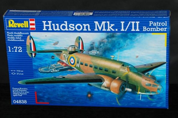 1 HN Ac Revell Hudson MkI-II 1.72