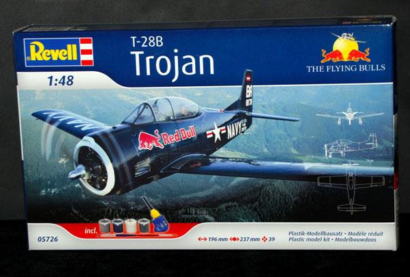 1-HN-Ac-Revell-T28B-Trojan-Flying-Bulls-1