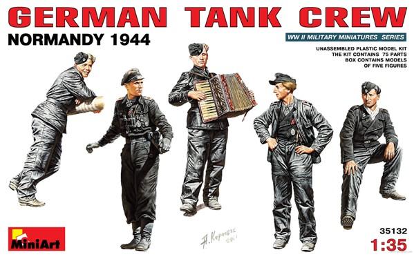 Mini art tank crew 01