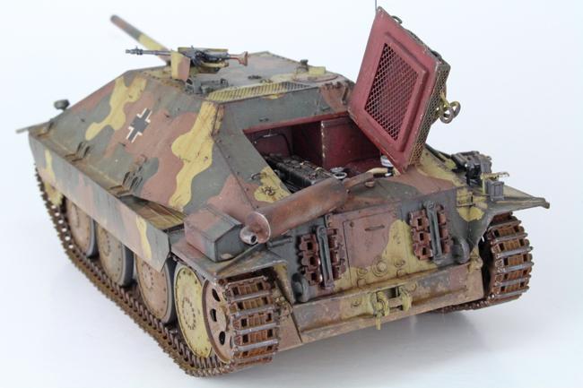 Trumpeter Jagdpanzer 38(t) Hetzer Starr 1:35