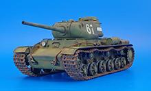 Trumpeter KV-85 Heavy Tank, 1:35