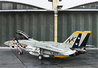 Tamiya Grumman F-14A Tomcat, VF-2 1:48