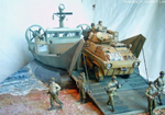 scratchbuild-LCAC-and-Armoured-Car