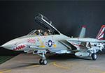 Tamiya Grumman F-14A Tomcat 1:48
