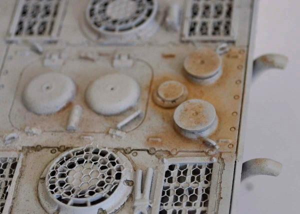2 HN TM PMS  Weathering Pigments an armour modellers view
