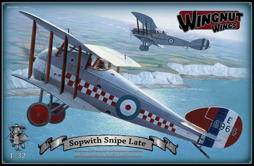 00 BN Ac Wingnut Wings Sopwith Snipe 1.32 Pt1