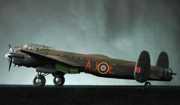 00c BN Ac Airfix Avro Lancaster BII and Supply Set 1.72 Pt1