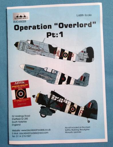 1 HN Ac Decals Blackbird Models Operation Overlord Pt1 1.48